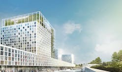 schmidt hammer lassen-Designed International Criminal Court Breaks Ground in The Hague