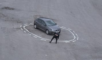"""How does one design against """"magic"""" used to trap self-driving cars?"""