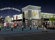 Hanover Crossing shopping mall