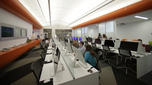 Bexar County's BiblioTech is the nation's only bookless public library, according to information gathered by the American Library Association. (Eric Gay/Associated Press)