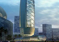 Dubai Health care City Tower