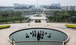 China Has a Fake Paris, and It's a Ghost Town