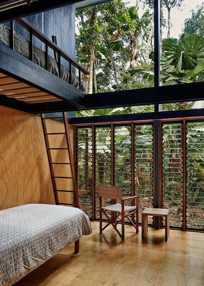 Cape Tribulation House in Daintree, Australia by m3architecture; Photo: Peter Bennetts