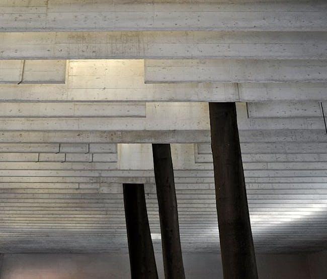 Sverre Fehn's Nordic Pavillion via Artorias