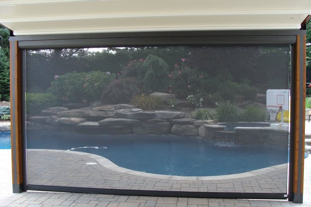 Private Residence Landscape Pool And Patio Application