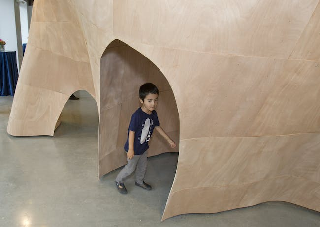 Spatial Dissections by IK Studio