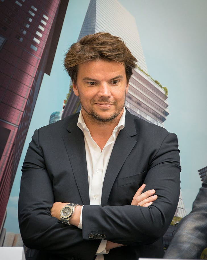 Bjarke Ingels, via Wikipedia.