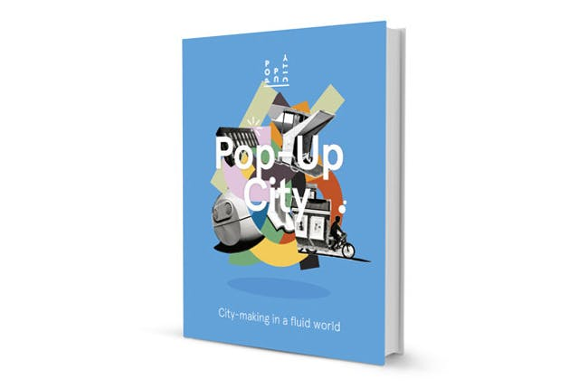 The Pop-Up City Book by The Pop-Up City.