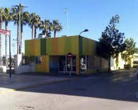 Multifunctional Sports Building placed in Beniparrell (Valencia, Spain).