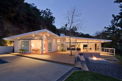 Holly Vista Residence by Peter Tolkin Architecture. Photo © Peter Tolkin Architecture