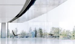 Employees at Apple's new headquarters keep walking into its famed glass walls