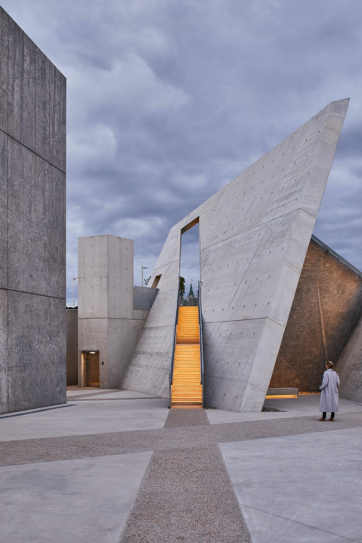 First Photos Of Daniel Libeskind S Newly Opened National