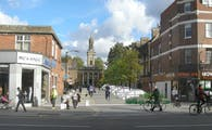 Liverpool Grove, Walworth, London