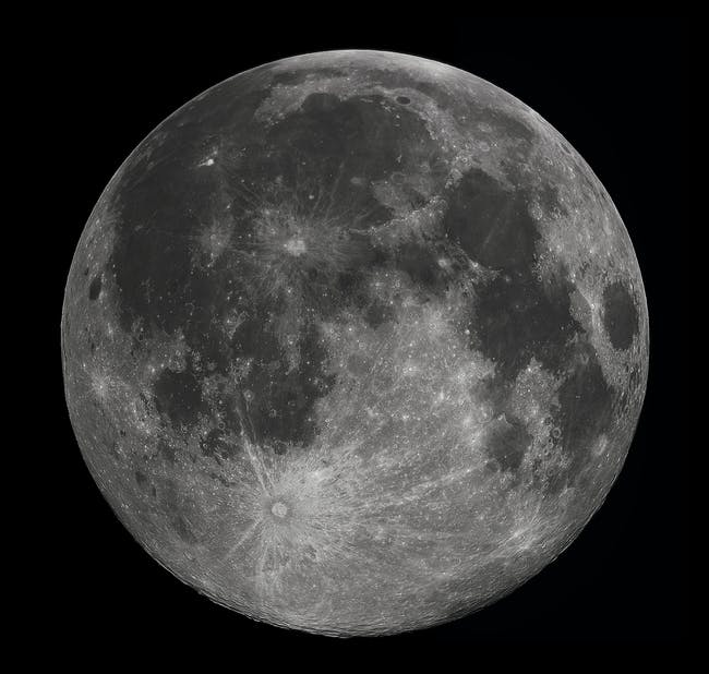 Future 3D Printing Site? (photo 'FullMoon2010' by Gregory H. Revera)