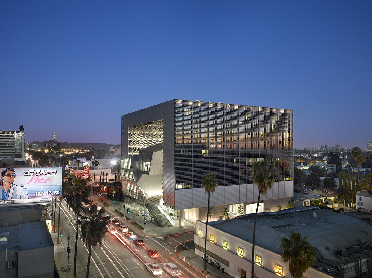 Morphosisu0027 Emerson College Los Angeles Takes Grand Prize At 2014 Los  Angeles Architectural Awards
