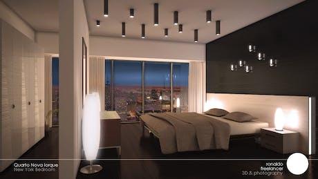 New York - Bedroom
