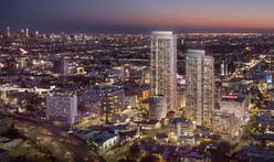 Hollywood Center towers proposed near Capitol Records Building