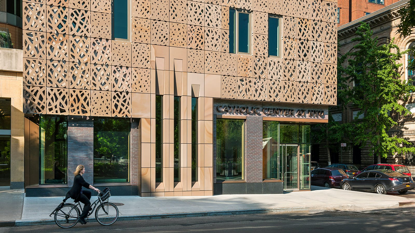 New York University Global Center For Academic And Spiritual Life By Silvetti Intl