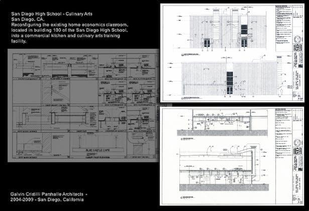 Galvin Cristilli Parshalle Architects - 2004-2009