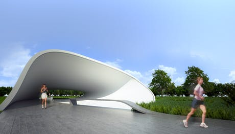 Park Pavilion-Dallas,TX