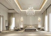 Majestic Bedroom Interior