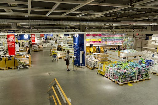 According to the head of sustainability at Ikea, Western society has probably reached the maximal levels of consumption. Credit: Wikipedia
