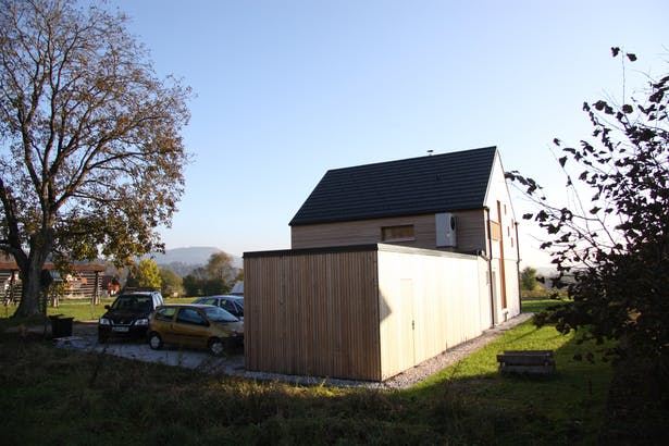 House XS - shed