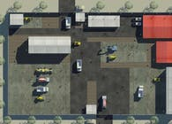 Site Work Design For Aleimara Aliraqiah Co. in Karbala Refinery project 2015