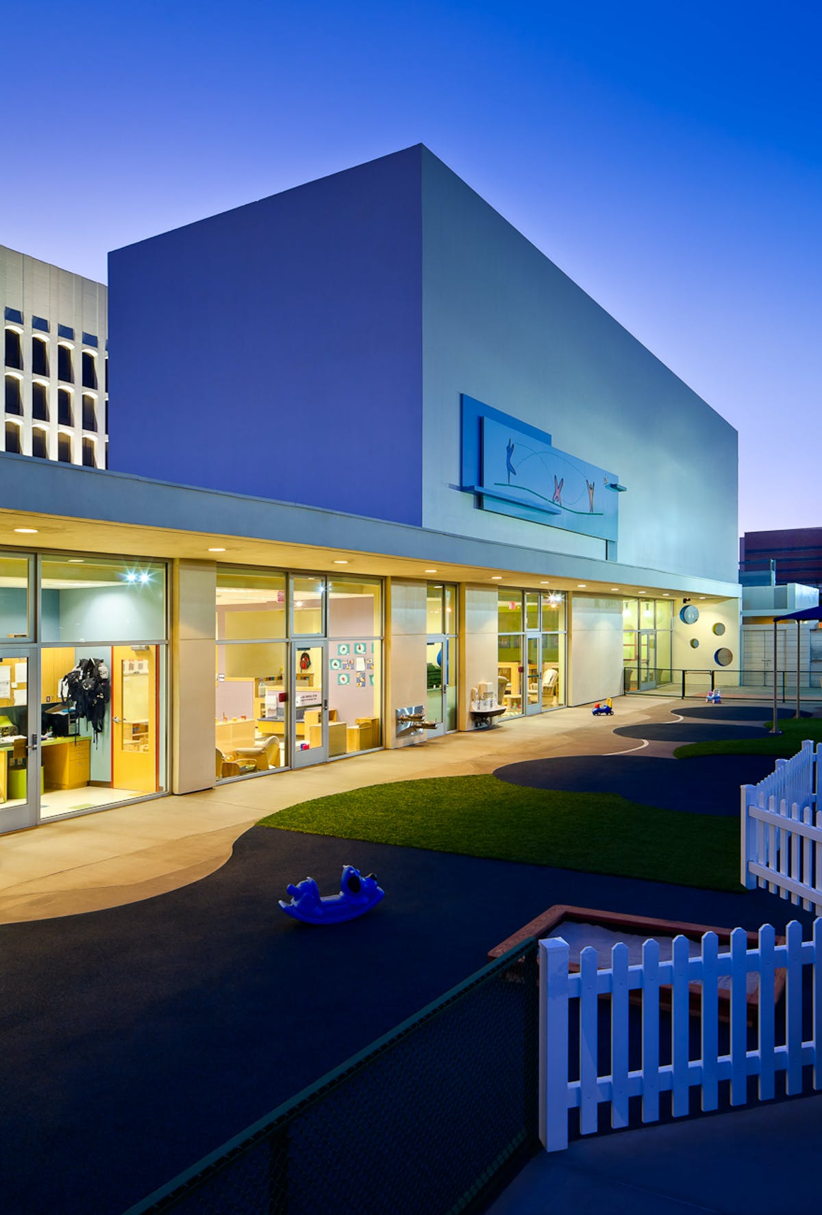 Day Care Center Design Google Search: Clay Aurell, AIA, LEED AP, NCARB