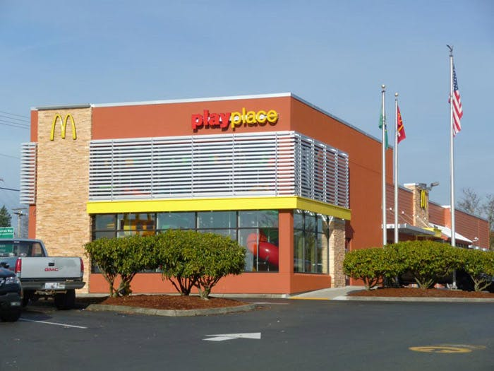 mcdonald u0026 39 s restaurant