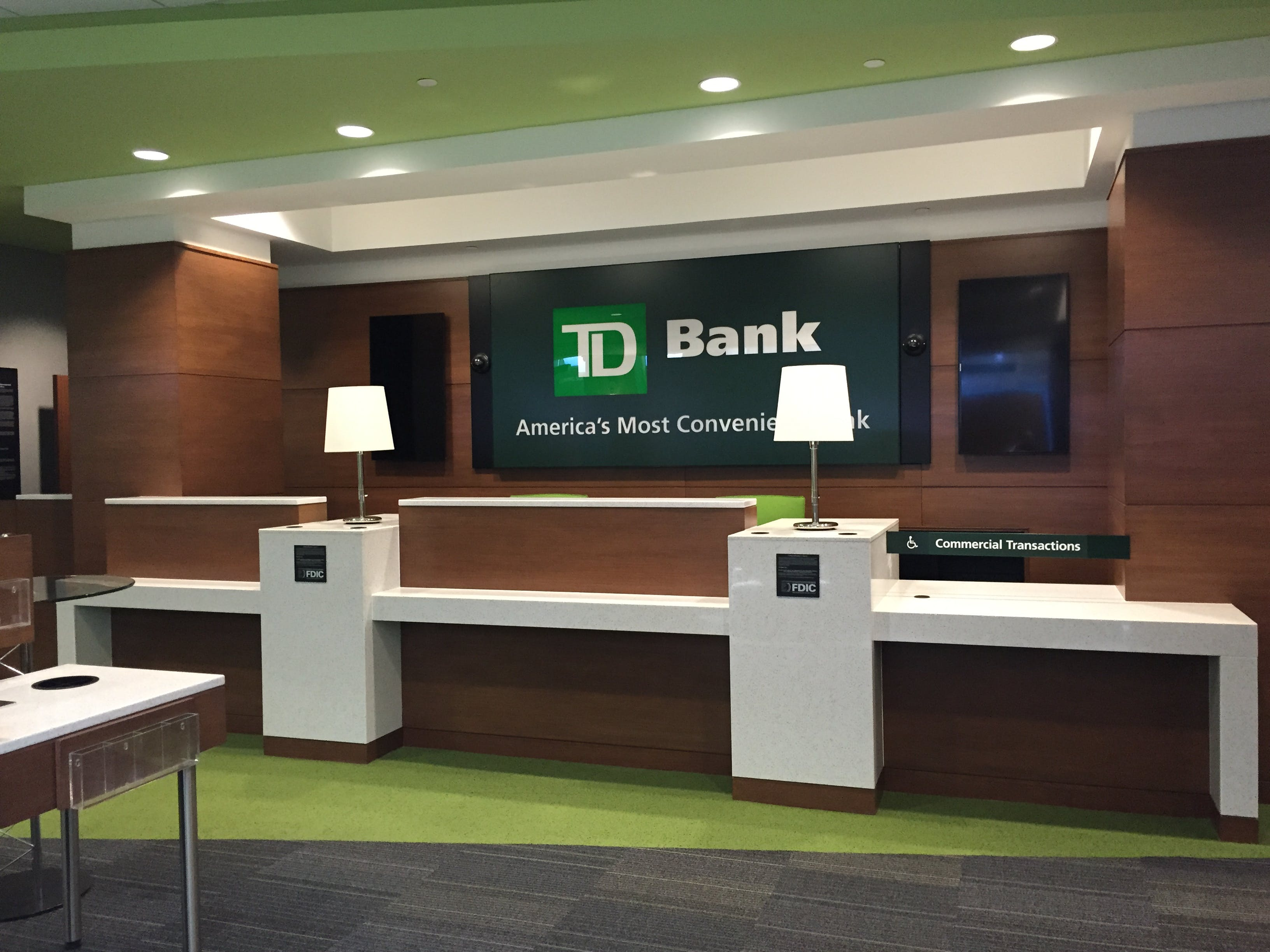 TD Bank | James Myers | Archinect