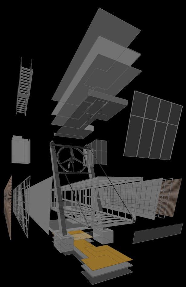 3D Construction Parts