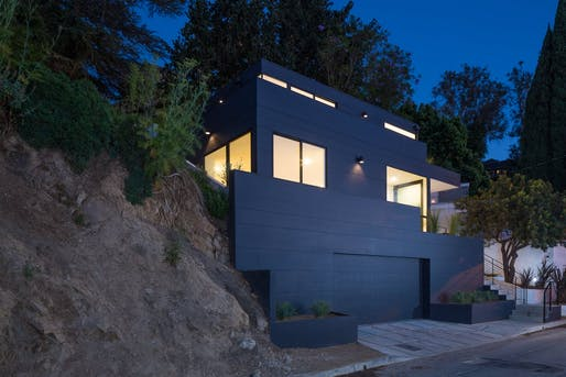 Tilt-Shift House by Aaron Neubert Architects.