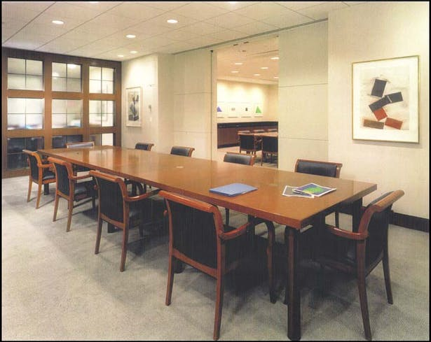 Executive Conferening Room