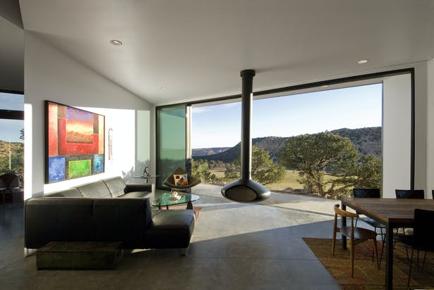 Living Room - Fireorb