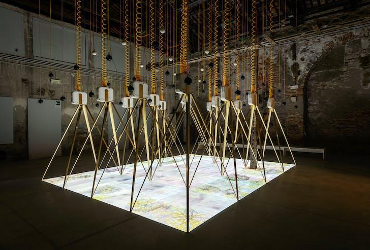 Ireland's 'Losing Myself', photo by Andrea Avezzù, courtesy La Biennale di Venezia.