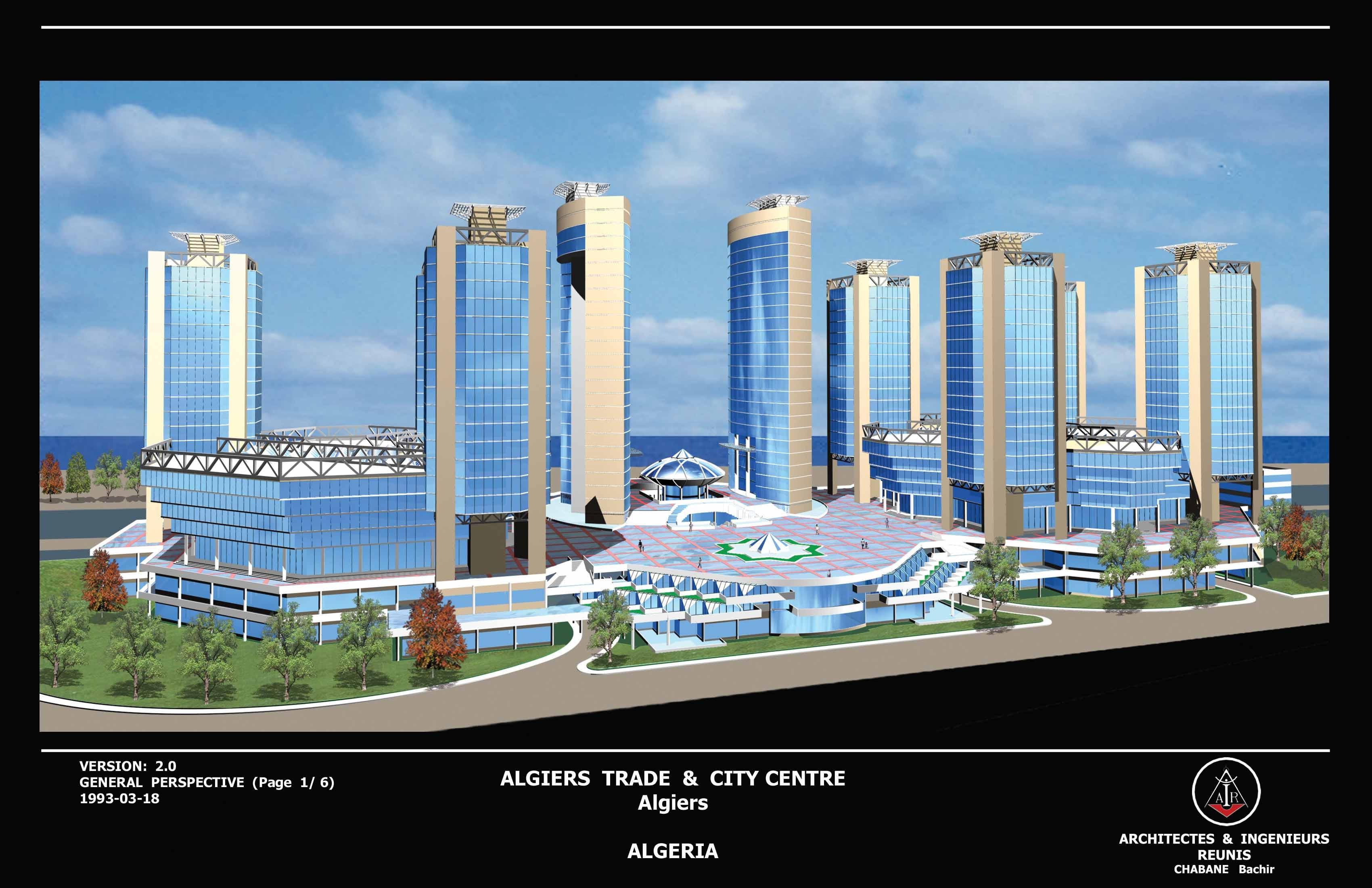 Algiers Trade City Center Aln Avenue Algiers Algeria