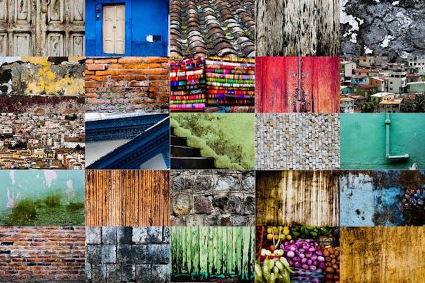Vernacular textures