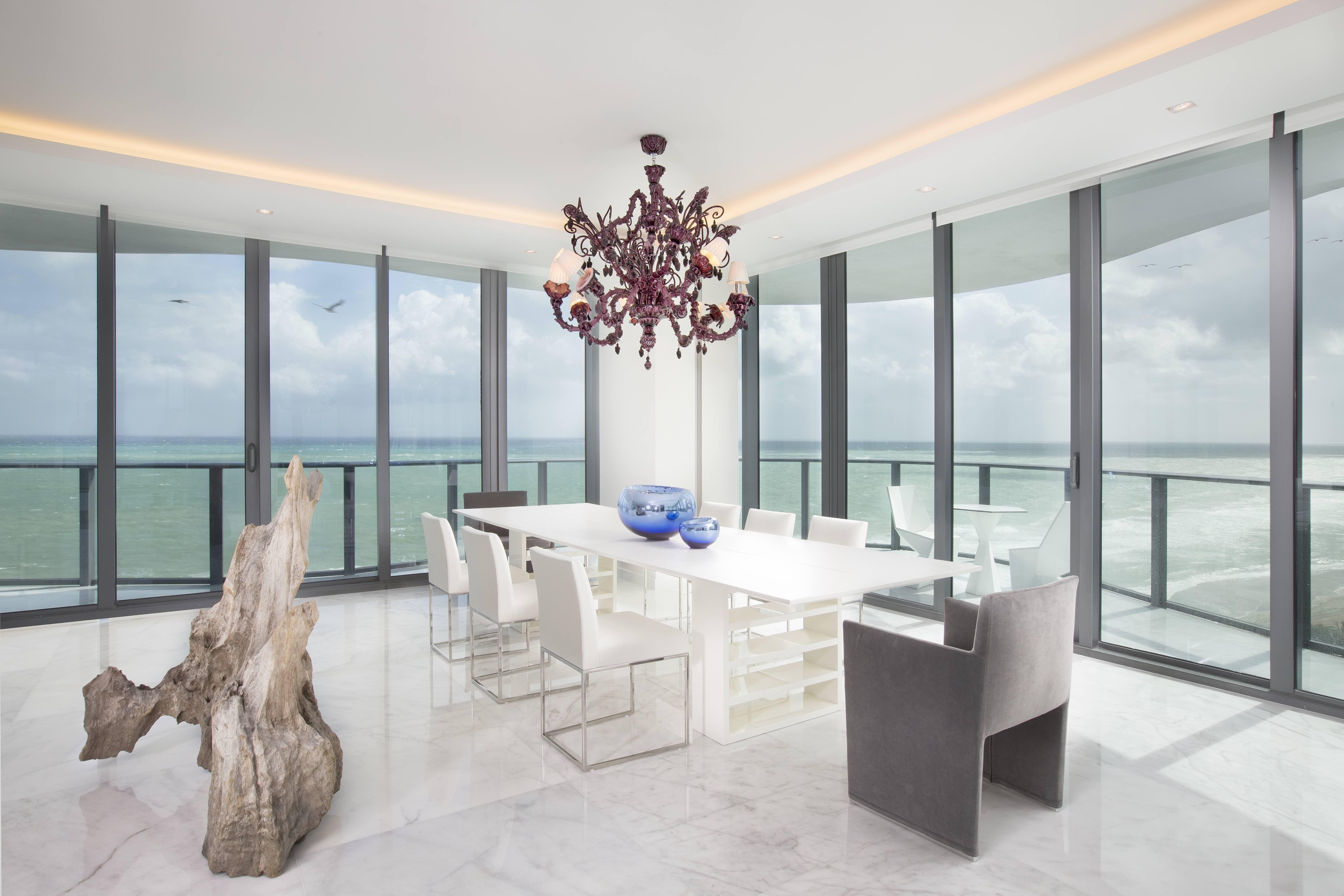 Miami Modern at Regalia Britto Charette Interior Design