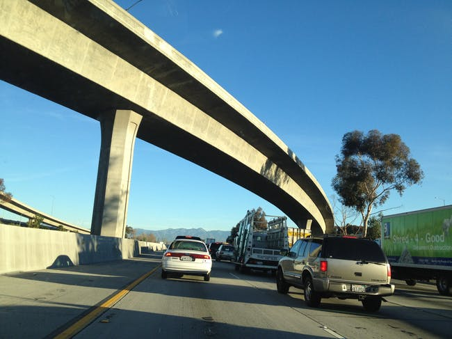 daily hour or so commute from Long Beach>>Glendale
