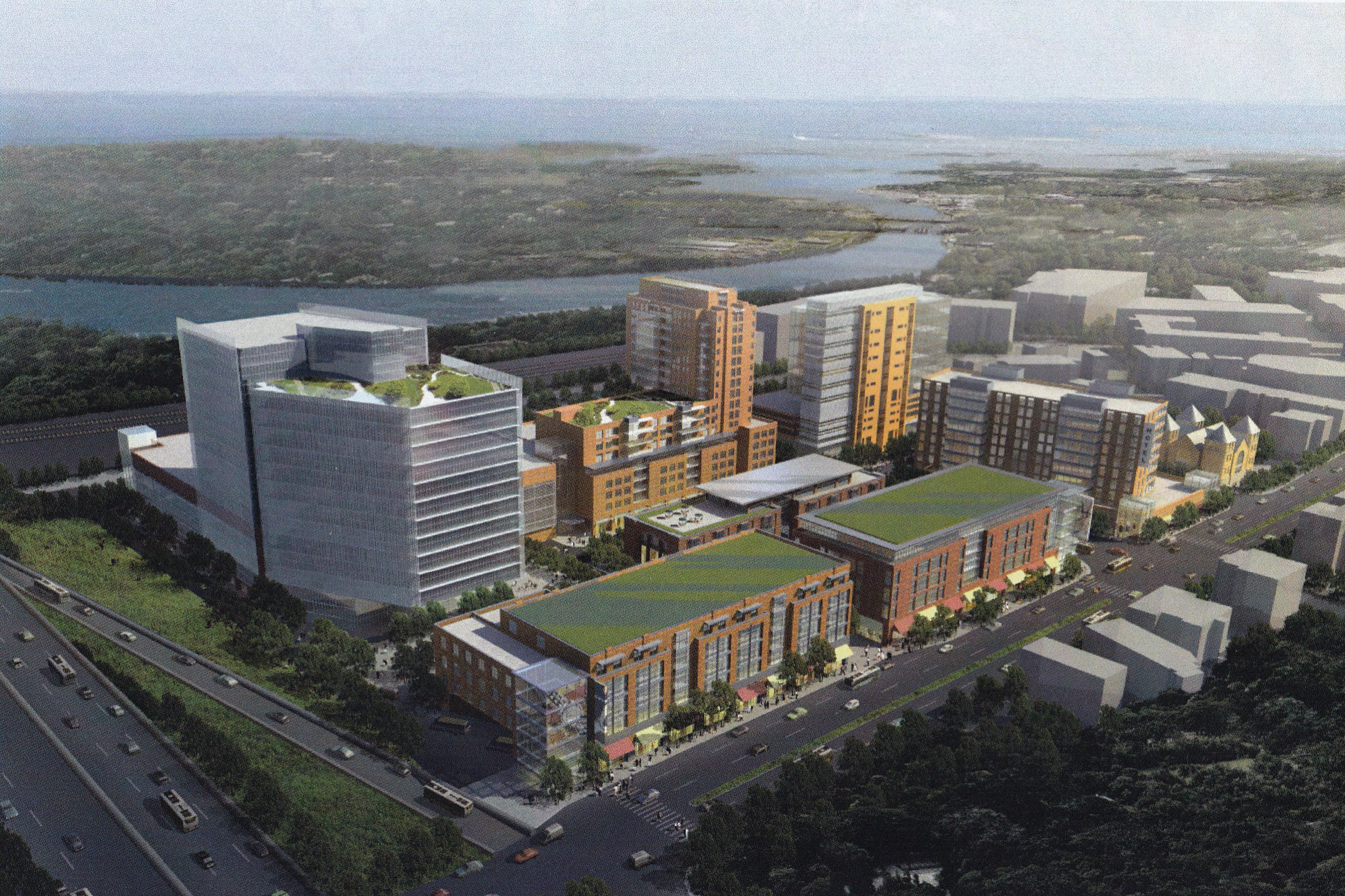 District 95 7 Sono Site Rendering