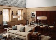 Duane Street Penthouse