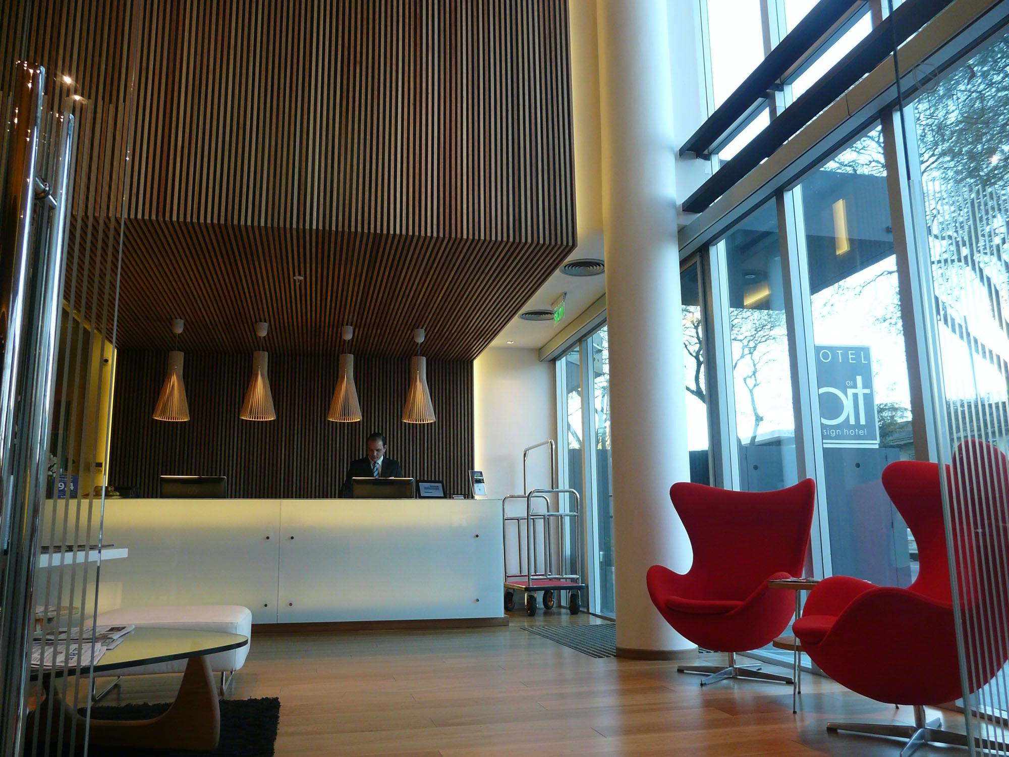 Bit Design Hotel Interior Design Marcelo Aguiar Pardo Archinect