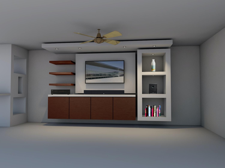 Custom Furniture Design For Ramirez Residence