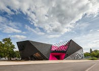 Socio-cultural Center in Mulhouse (France)