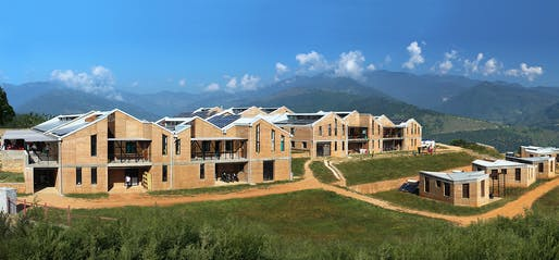 Bayalpata Regional Hospital by Sharon Davis Design © Sharon Davis Design and Possible Health