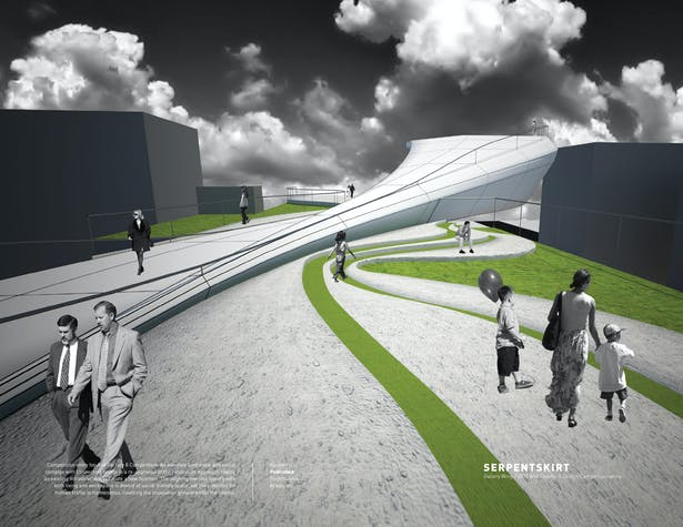Serpentskirt / 2010 AIM Factory 8 Design Competition entry