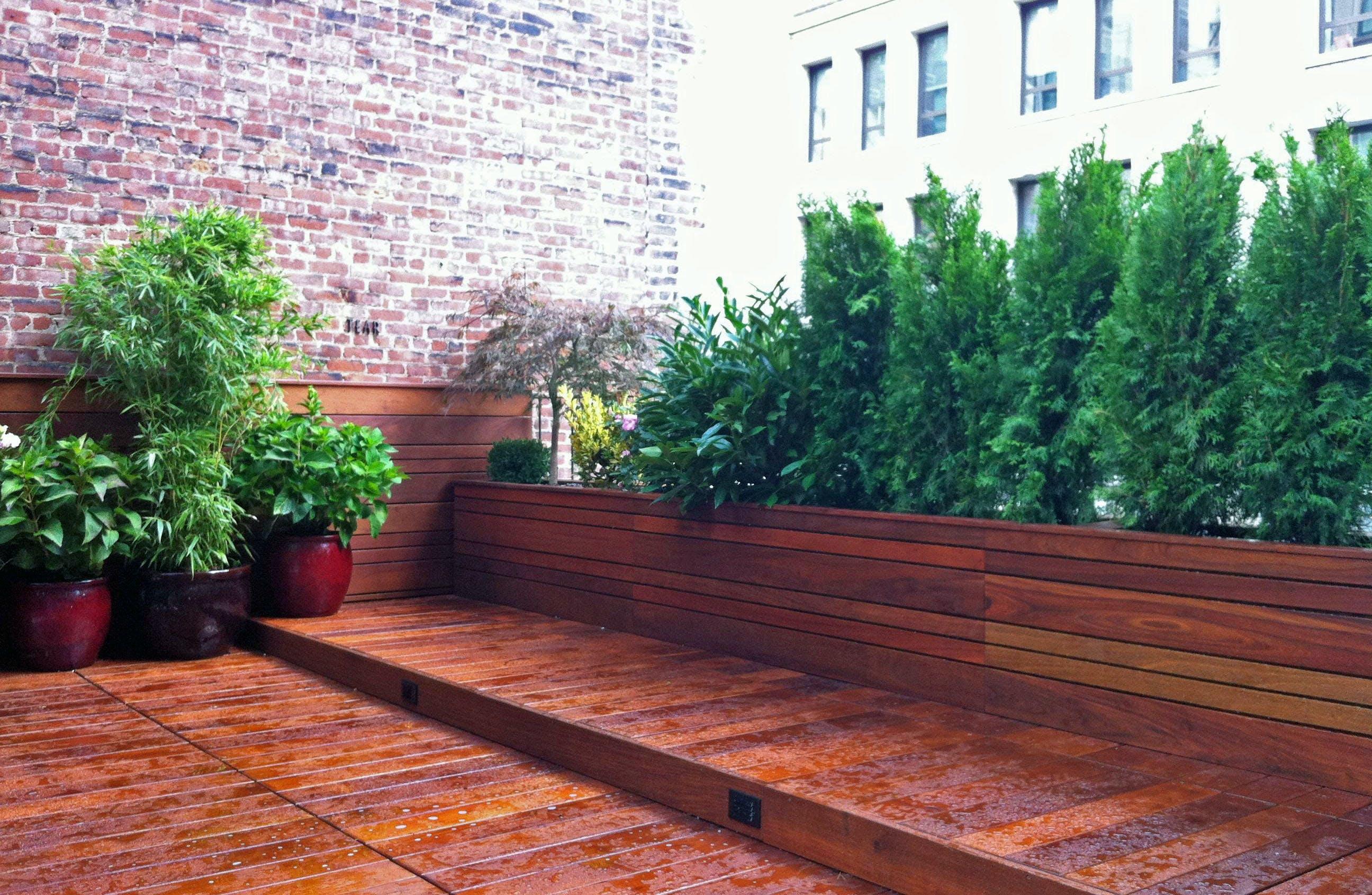 Nyc Landscape Design Gramercy Park Rooftop Terrace Garden Amber Freda Nyc Home Garden