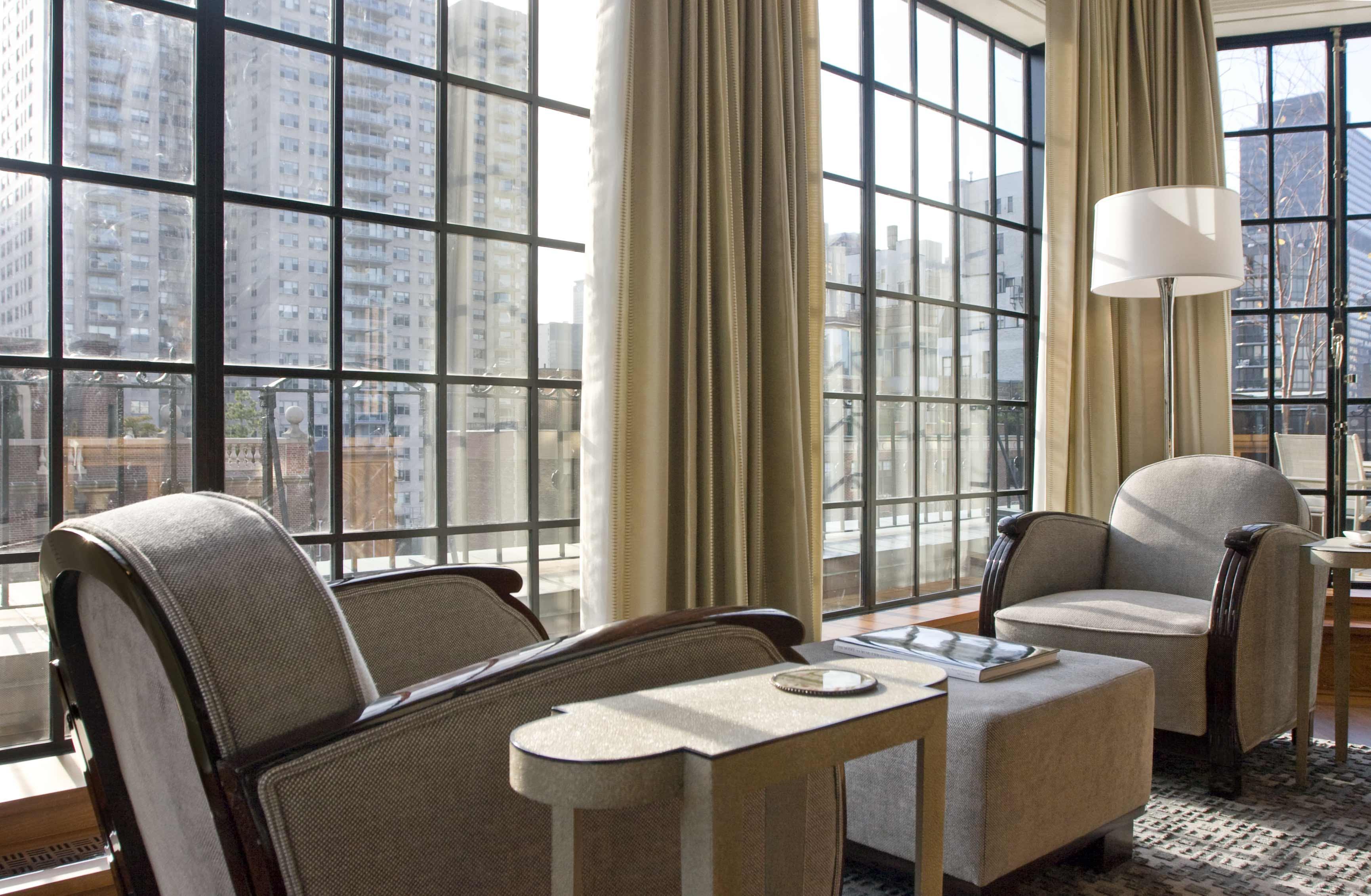 Art Deco Penthouse Gleicher Design Architecture