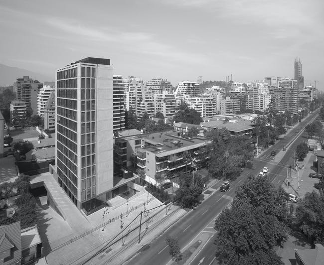 Vitacura 3565 Building, 2013.